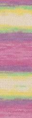 1822 (Розовый,сиреневый,салатовый,желтый.телесный)