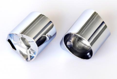 Соединительный элемент ограждения PERCo-BH02 0-10