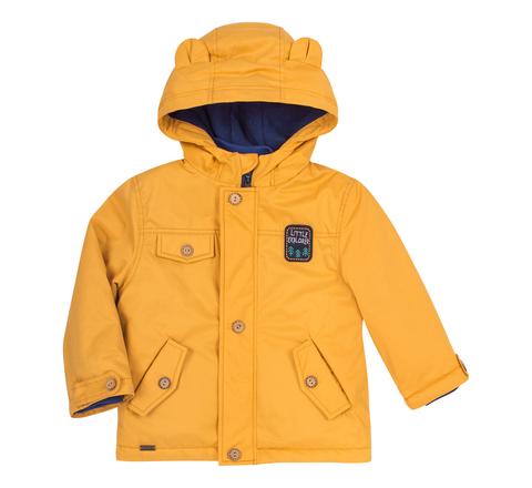 КТ215 Куртка для мальчика утепленная