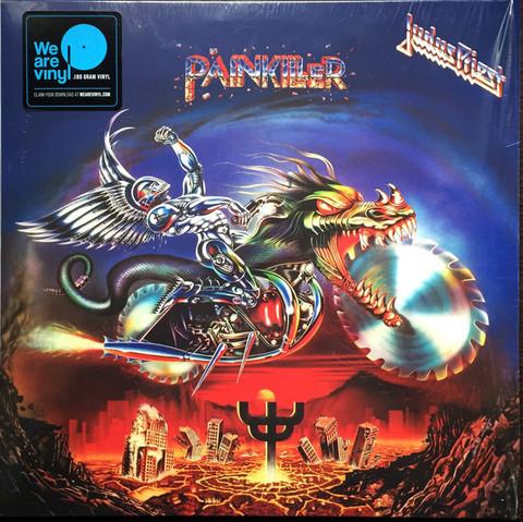 Виниловая пластинка. Judas Priest - PAINKILLER