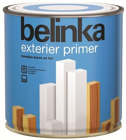 Belinka Exterier Primer Грунтовка для древесины
