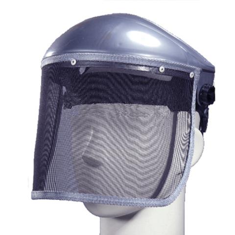 Щиток защитный лицевой с металлической сеткой