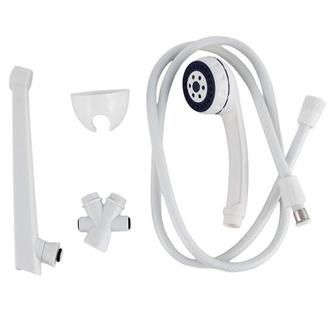 Электрический водонагреватель Smartfix 2.0 TS кран + душ