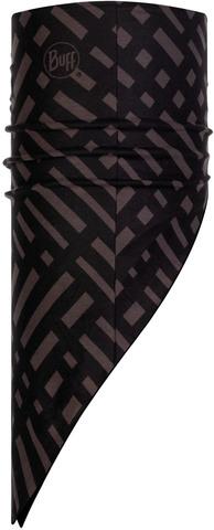 Бандана-шарф флисовая Buff Bandana Polar Platinum Graphite фото 1