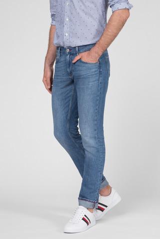 Мужские синие джинсы STRAIGHT DENTON RGD BOWLING Tommy Hilfiger