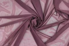 Эластичная сетка, крокус (пыльно-сиреневый), (Арт: ES-1071)