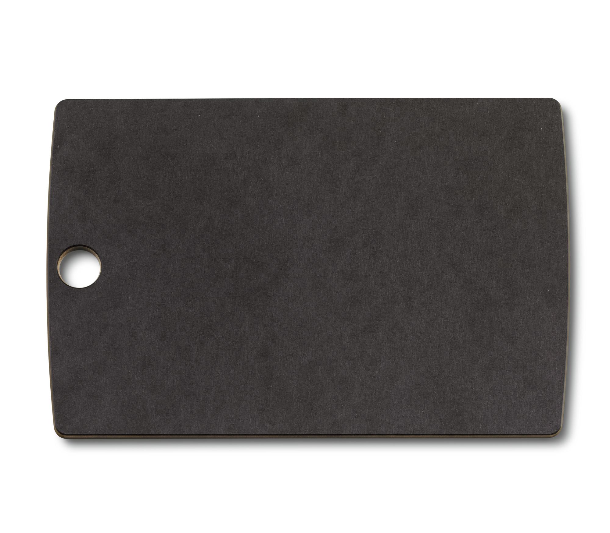 Разделочная доска Victorinox S (7.4110.3) размер 241x165x7 мм., цвет чёрный