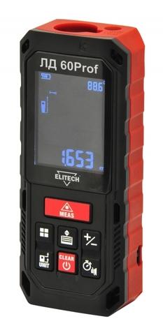 Дальномер лазерный ELITECH ЛД 60Prof