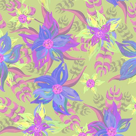 Цветочная феерия