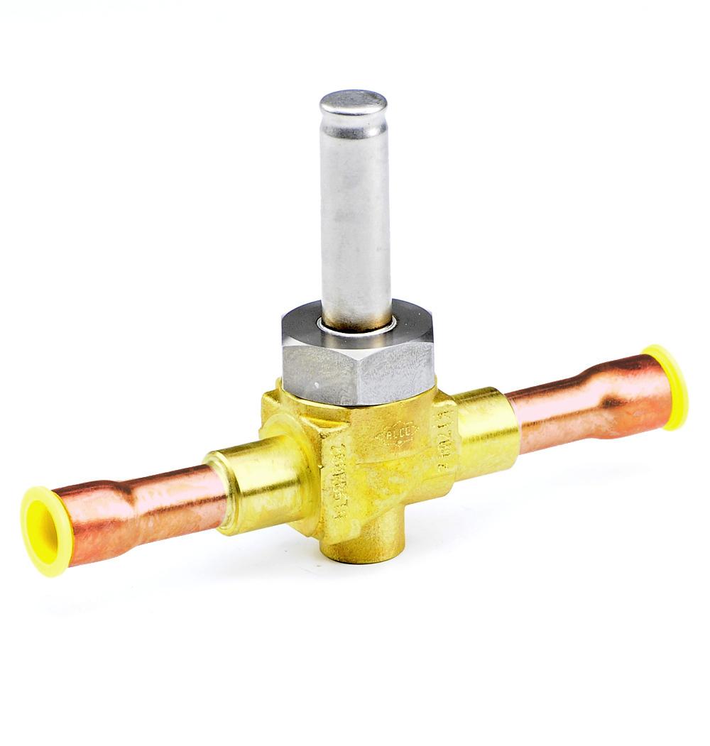 """Электромагнитный (соленоидный) клапан 1/2"""" 200RB6T4 (Alco Controls)"""