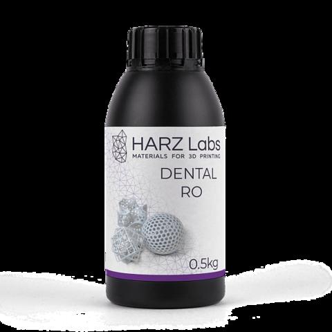 Фотополимер HARZ Labs Dental RO, белый (500 гр)