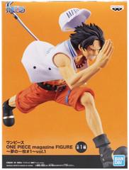 Фигурка One Piece Portgas D. Ace (A Piece Of Dream 1 Vol.1)