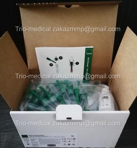 Концентратор для кишечных паразитов Парасеп (Mini Parasep) 40 шт/упаковка, Апакор Лимитед, Великобритания