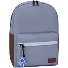 Рюкзак Bagland  Frost 13 л. серый (00540663)