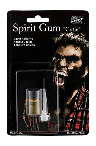 MEHRON Клей сандарачный Spirit Gum - Cutie, 2 мл