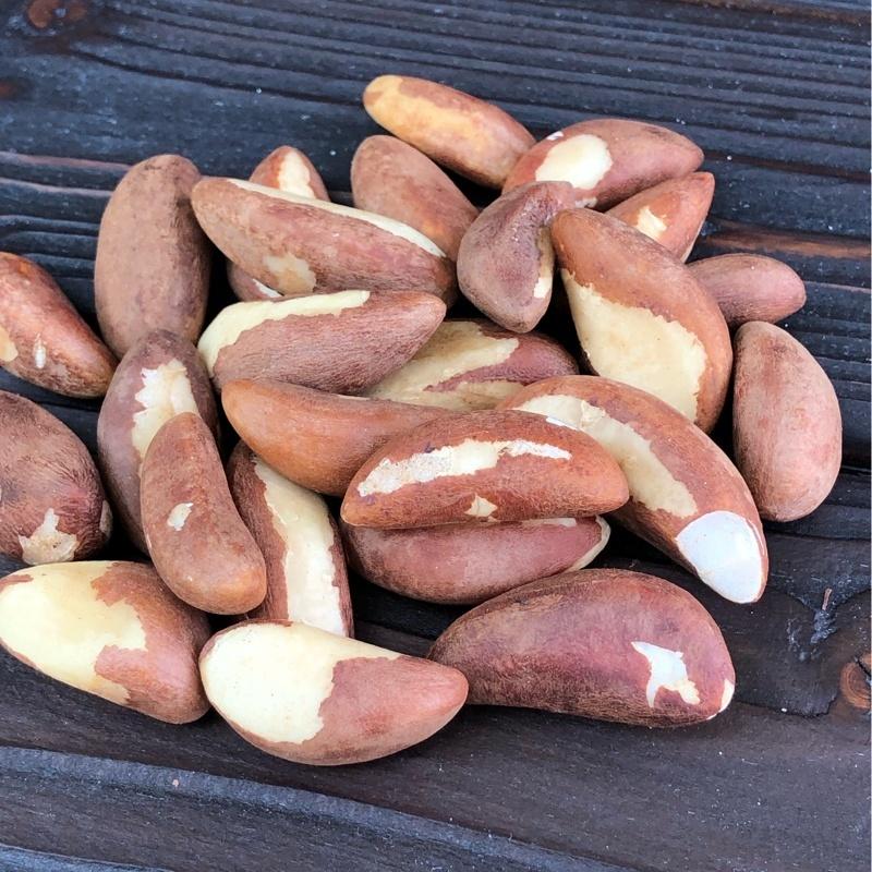 Фотография Бразильский орех / 100 гр купить в магазине Афлора