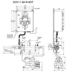 DUV-1-48-N MST
