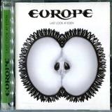 Europe / Last Look At Eden (RU)(CD)