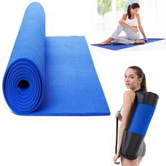 Yoqa xalçası \ Yoga Mat \ Коврик для йоги (mavi)