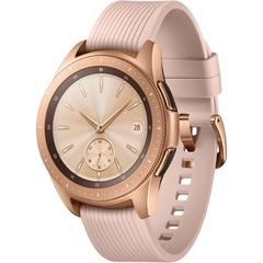 Часы Samsung Galaxy Watch (42 mm) R810 Rose Gold/Pink Beige (Розовые)