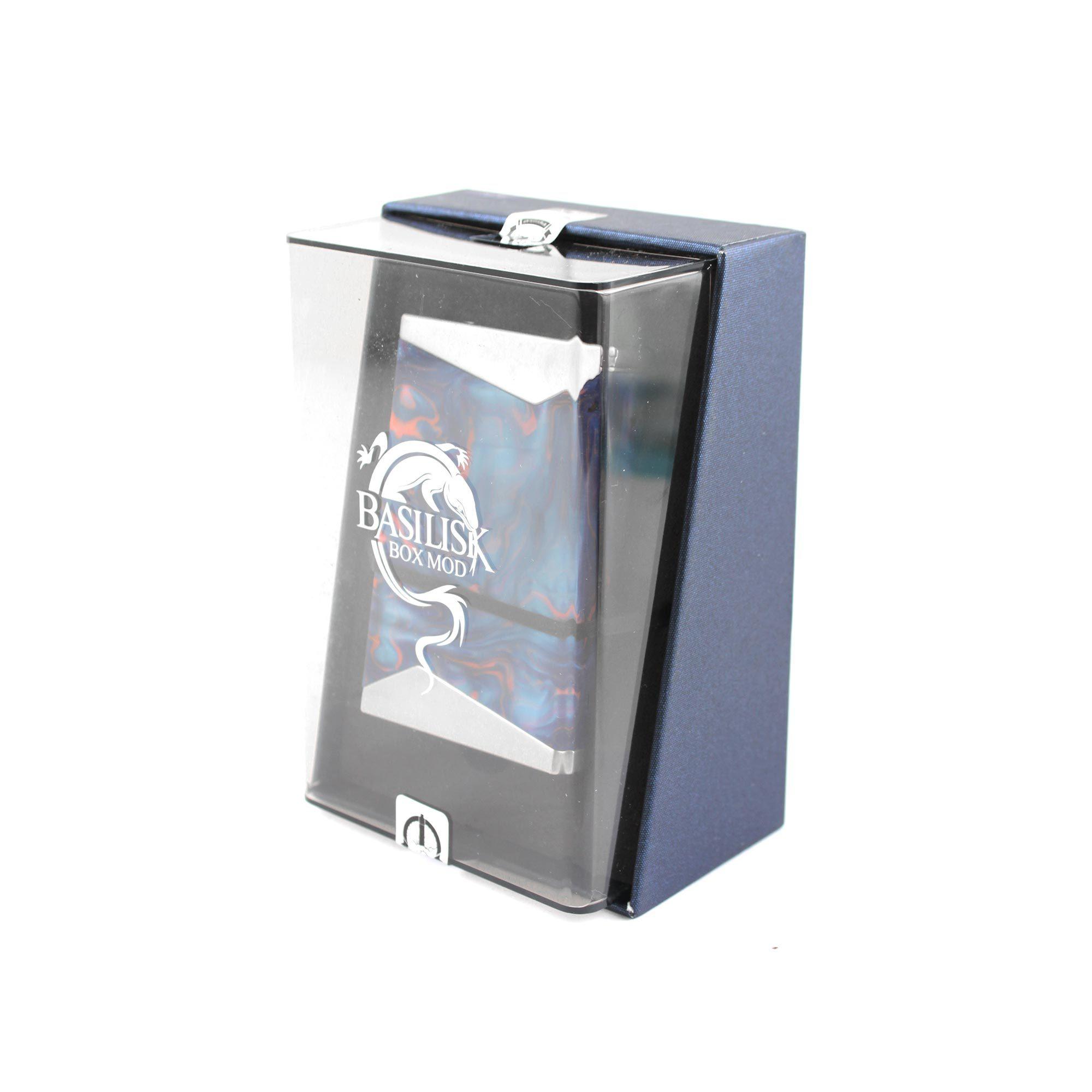 Фирменная пластиковая коробка для WOTOFO&Stentorian Basilisk 200W
