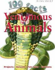 100 Facts Venomous Animals