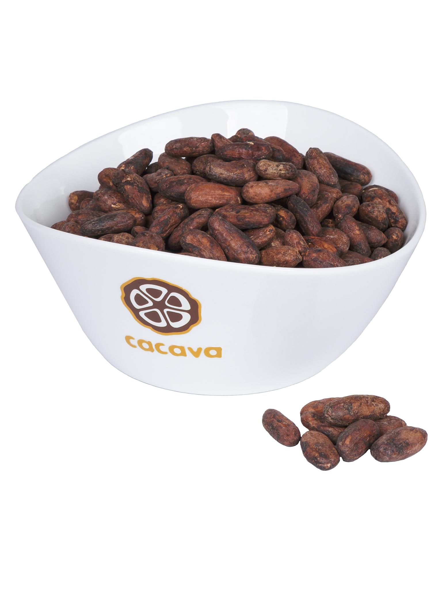 Какао-бобы цельные (Коста-Рика), внешний вид