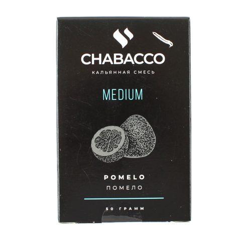 Кальянная смесь Chabacco Medium 50 гр Pomelo