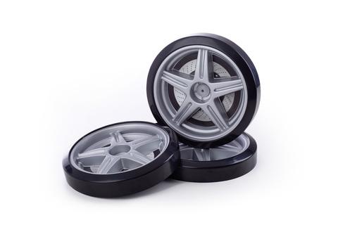 Объемные пластиковые колеса для серии UNO