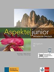 Aspekte junior B2 Uebungsbuch mit Audios zum Do...