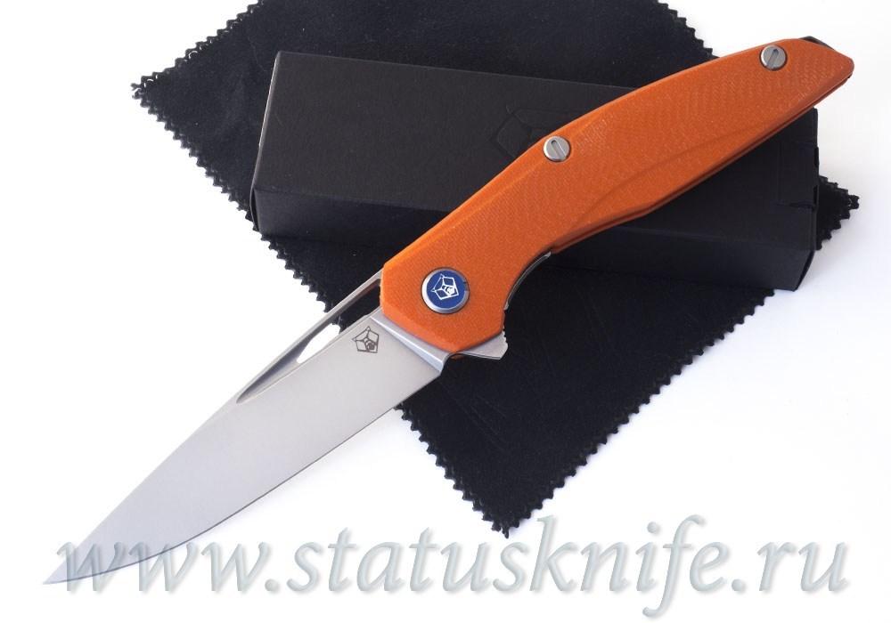 Нож Широгоров 111 S30V G10 3D orange MRBS
