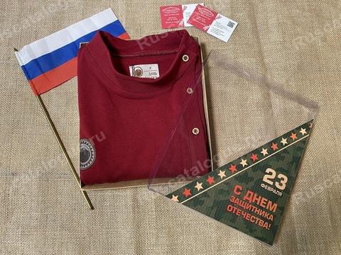 Подарочная косоворотка «МОСКВА»