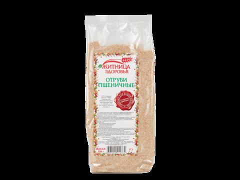 Отруби Пшеничные, 300 гр. (Житница здоровья)