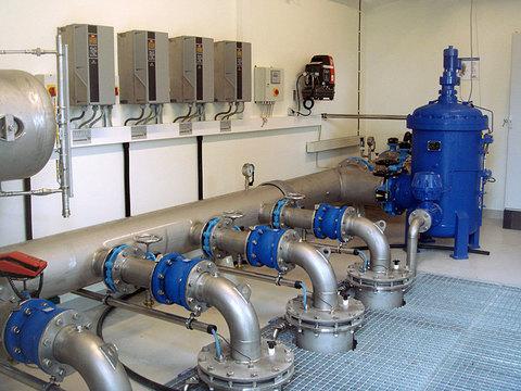 Автоматизированные системы мониторинга водозаборных узлов (АСДУ ВЗУ)