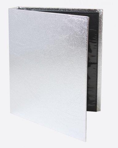 ARTEX Альбом для наклеек серебро