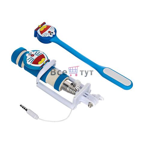 Детский подарочный набор для смартфона DORAEMON