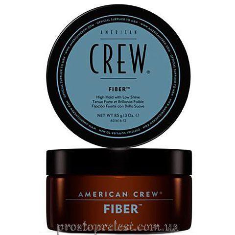American Crew Classic Fiber -Паста сильної фіксації