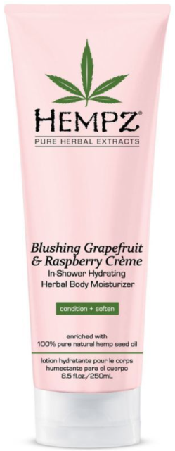 Hempz Blushing Grapefruit & Raspberry Creme In-Shower Hydrating Herbal Body Moisturizer кондиционер