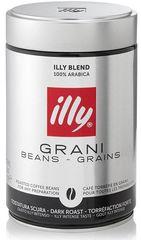Кофе в зернах ILLY темная обжарка 250г