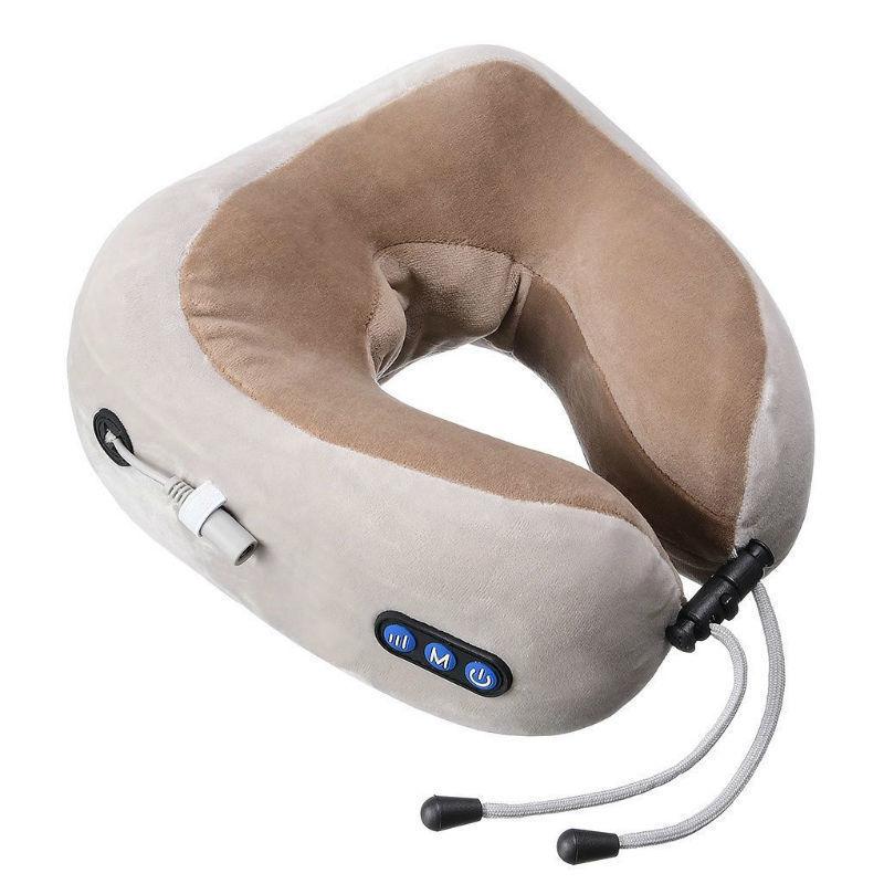Для красоты и здоровья Массажная подушка для шеи U-shaped Massage Pillow U-shaped.jpg