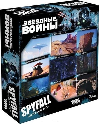 Настольная игра: Звездные Войны: Spyfall