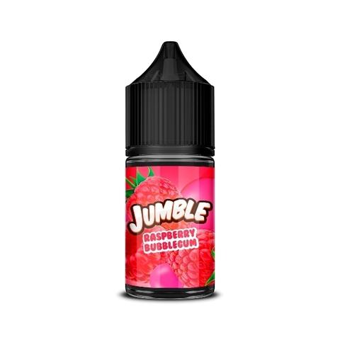 Жидкость Jumble Salt 30 мл Raspberry Bubblegum