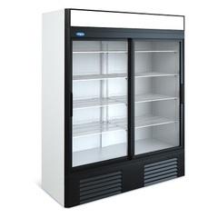 Холодильный шкаф МХМ Капри 1,5СК (1595х710х2030),  (C°)  0…+7  Купе
