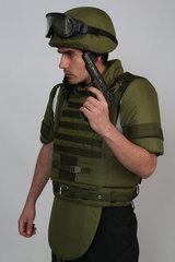 Бронежилет Шилд 5-5 УНИ Миротворец, Бр5 класс защиты
