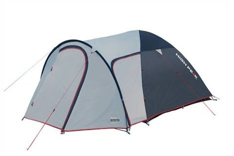 Картинка палатка туристическая High Peak Kira 4  - 2