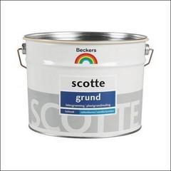 Краска для стен и потолков BECKERS SCOTE GRUND VIT (Белый)