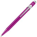 Ручка Carandache Office Popline Metal-X фиолетовая (849.850)