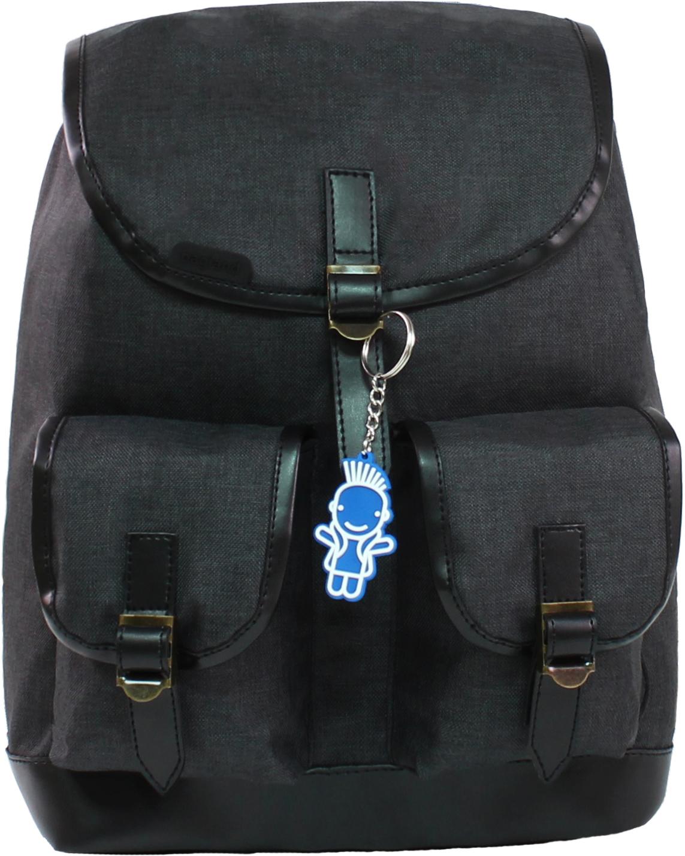Городские рюкзаки Рюкзак Bagland Amy 16 л. Черный (0013069) IMG_7471.JPG