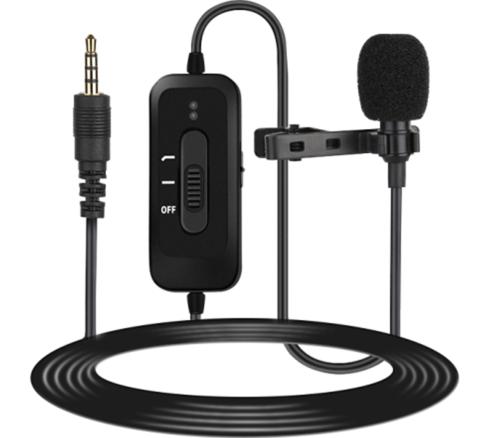 Петличный микрофон Manmen KM-D2