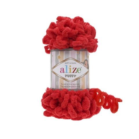 Пряжа Alize Puffy цвет 056